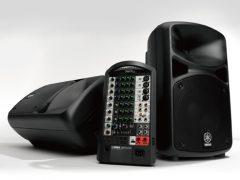 STAGEPAS 400i/600i sound system